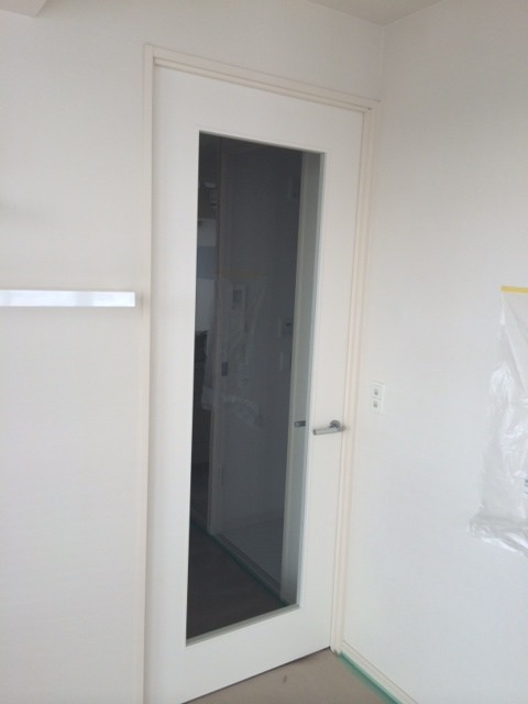 A image of 横浜市Y様邸リビングドア交換工事